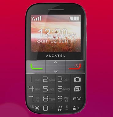 Alcatel One Touch Seniors Phone