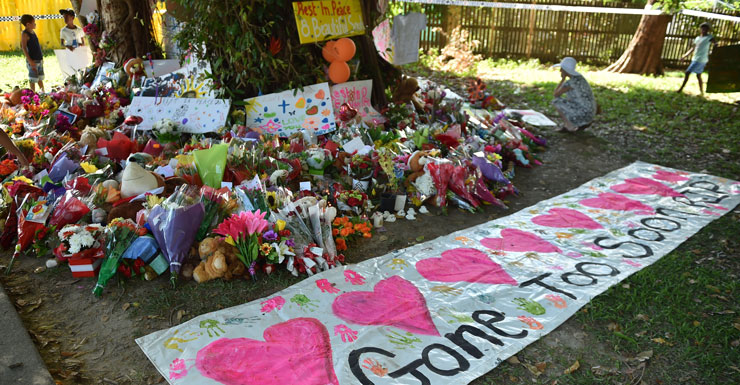 Image result for cairns murders