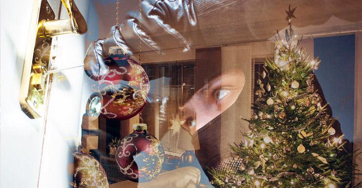Christmas burglar