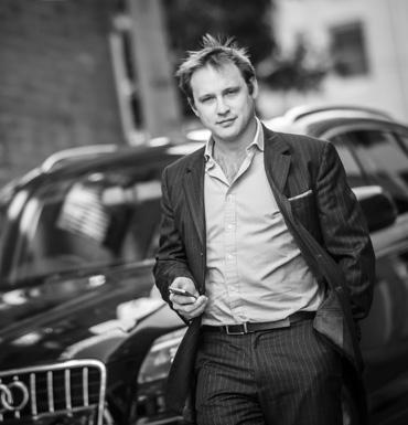 Uber Australia David Rohrsheim