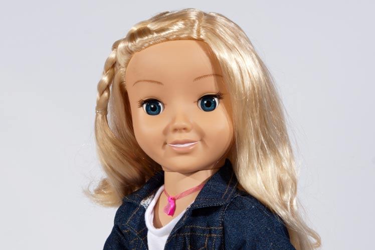 my friend cayla-doll