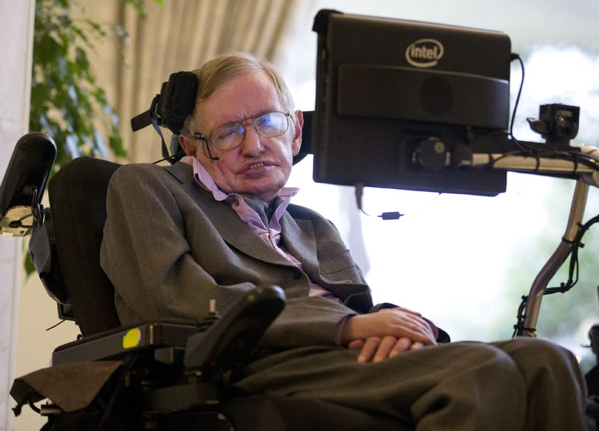 Stephen Hawking left an 'inspirational impact' in Sudbury with visits to SNOLAB