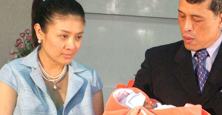 Thai Crown Princess Steps Down After Scandals-5044