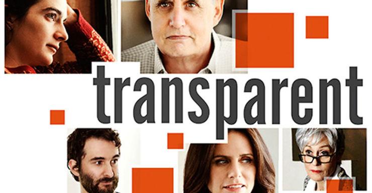 Transparent web series
