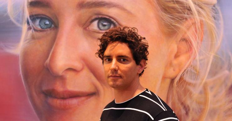 Vincent Fantauzzo Asher Keddie Love Face Archibald