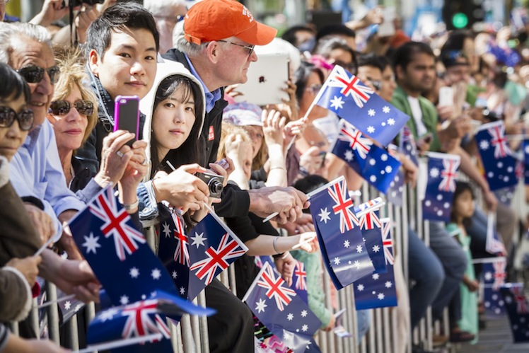 The government has unveiled tougher requirements for Australian citizenship.