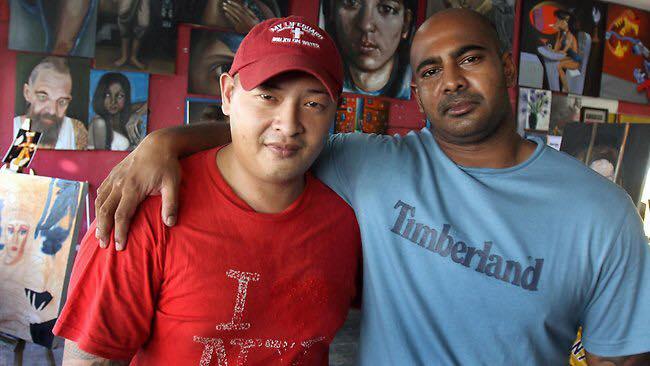 Bali Nine Andrew Chan Myuran Sukumaran
