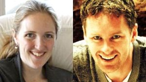 Katrina Dawson and Tori Johnson were killed in the siege at the Lindt cafe in Sydney's Martin Place on December 16.