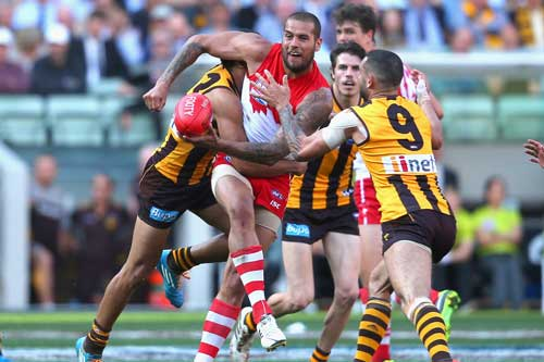 The AFL Grand Final is a massive day on the Australian sporting calendar. Photo: Getty