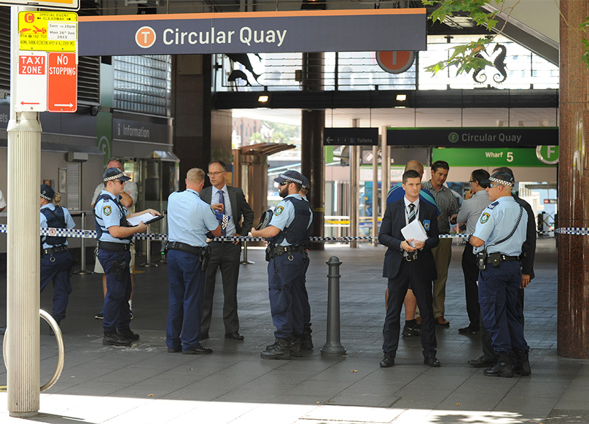 Circular-Quay-in-Lockdown