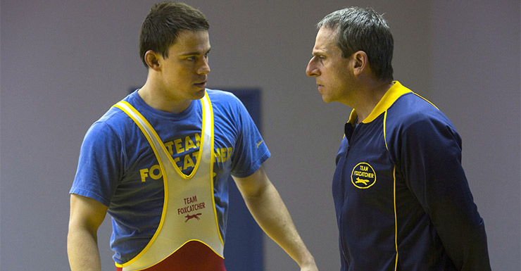 Foxcatcher oscar nomination