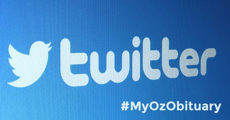#MyOzObituary