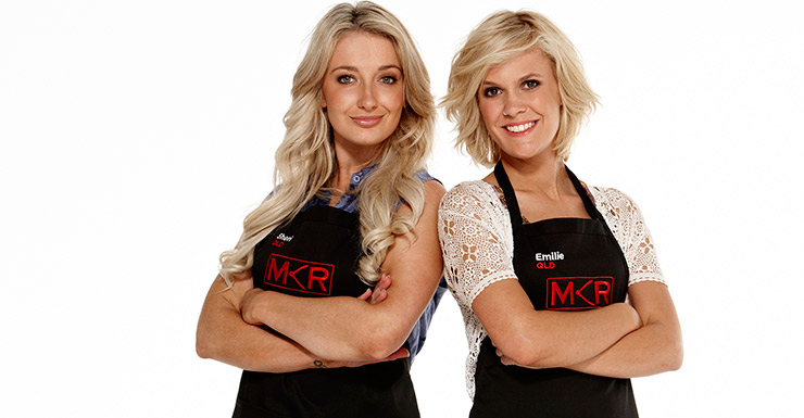 Teams for 39 my kitchen rules 39 2015 revealed the new daily for Y kitchen rules season 6