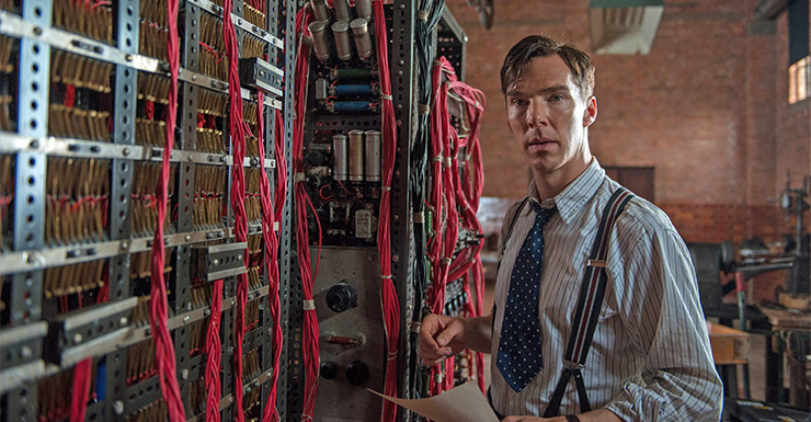 The Imitation Game should muscle out The Theory of Everything for Best Adapted Screenplay. Photo: Supplied