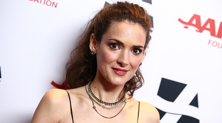 Movie star Winona Ryder makes her TV series debut in Show