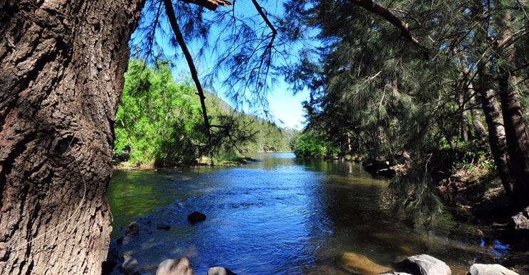 Wollondilly-River