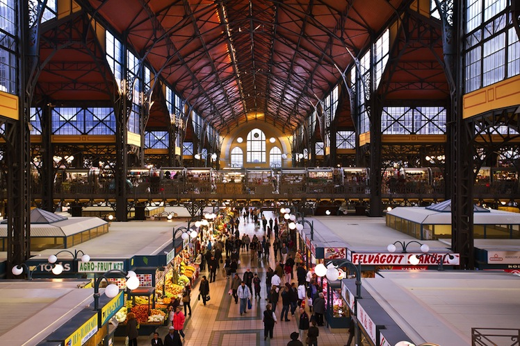 The Great Market Hall houses a plethora of local treasures. Photo: Shutterstock