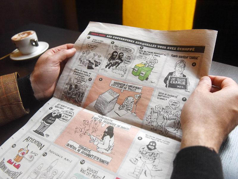 AAP Charlie Hebdo