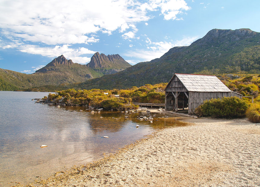 For introverts, you can't beat the solace of somewhere like Lake St Clair in Tasmania. Photo: Getty