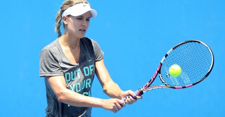 Australian Open Eugenie Bouchard