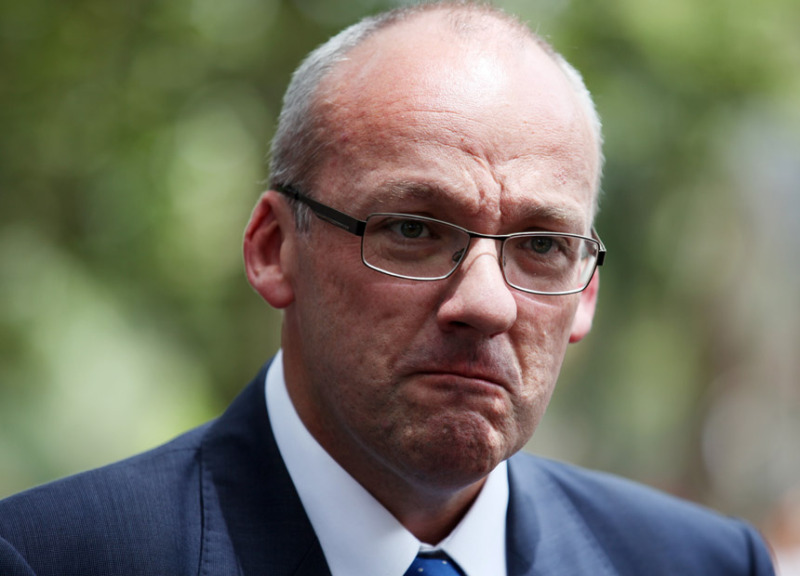 Luke Foley NSW Labor leader