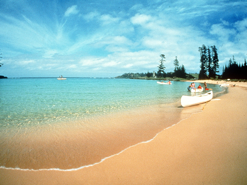 Norfolk Island Tax Haven