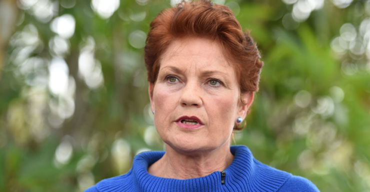 A Sydney Muslim group said Pauline Hanson's views were deeply offensive.