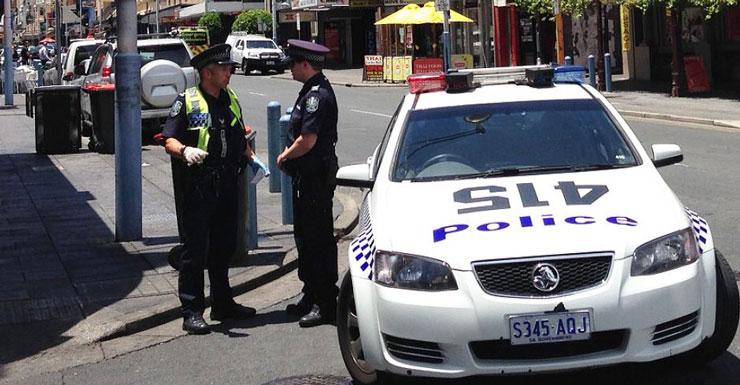 SA police