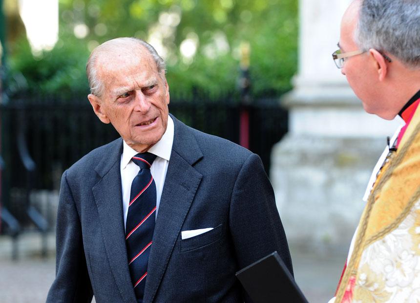 Prince Phillip Duke of Edinburgh