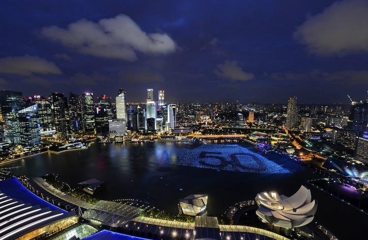 SINGAPORE-NEW YEAR