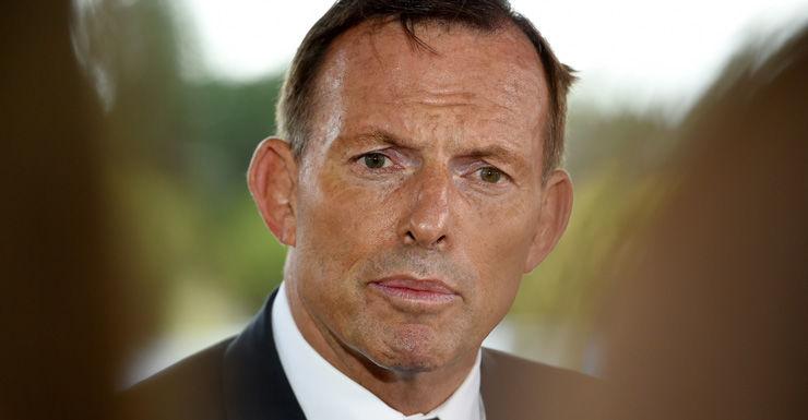 Tony Abbott AAP