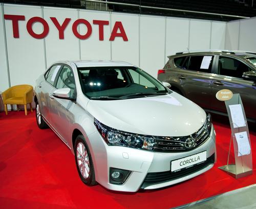 The hugely popular Toyota Corolla. Photo: Shutterstock