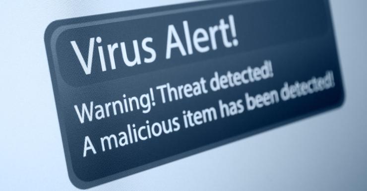 Virus alert shutterstock
