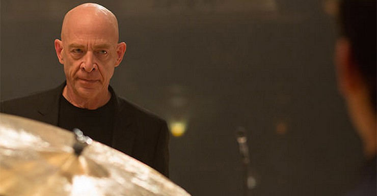Whiplash Oscar Nomination