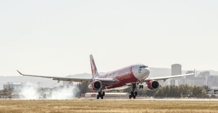 Air Asia cancels flights from Melbourne and Sydney to Bali.