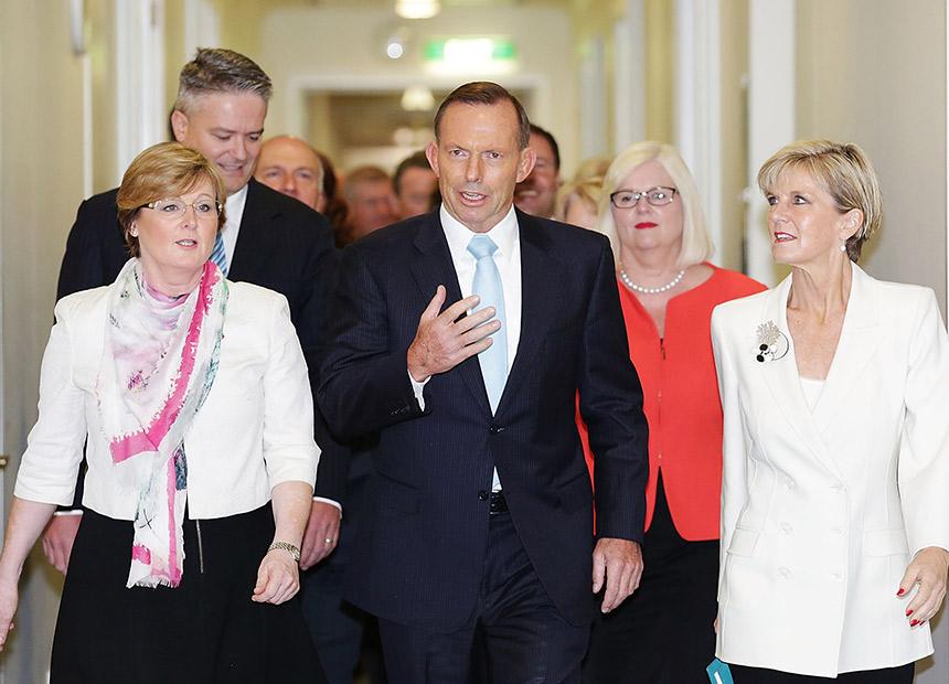 Abbott-PM-parliament