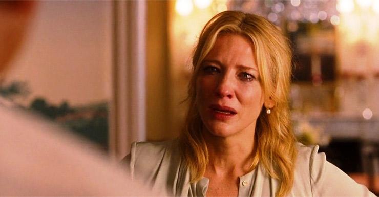 Cate Blanchett was mindblowing in Blue Jasmine.