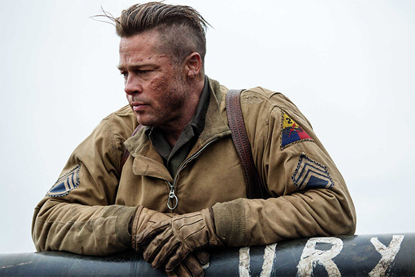 Fury is one of the top films available on Quickflix.