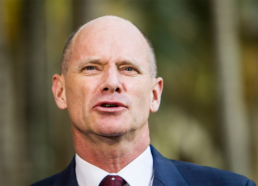 Campbell-Newman-Resigns
