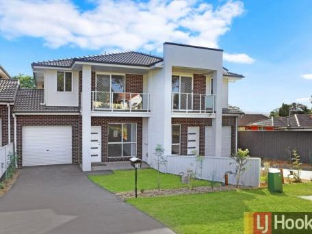 Four bedroom Campbelltown home.