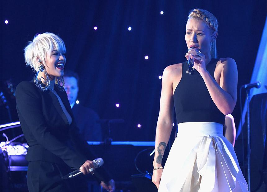 Iggy Azaelia Grammys