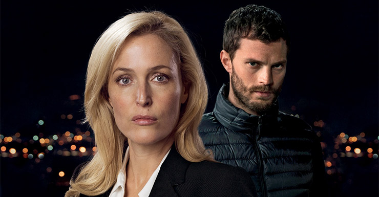 Dornan was terrific as serial killer Paul Spektor, opposite Gillian Anderson, in the BBC thriller The Fall.