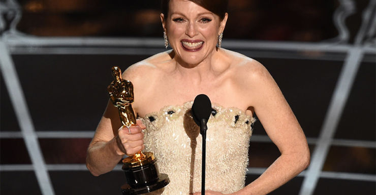 Julianne Moore Oscar win