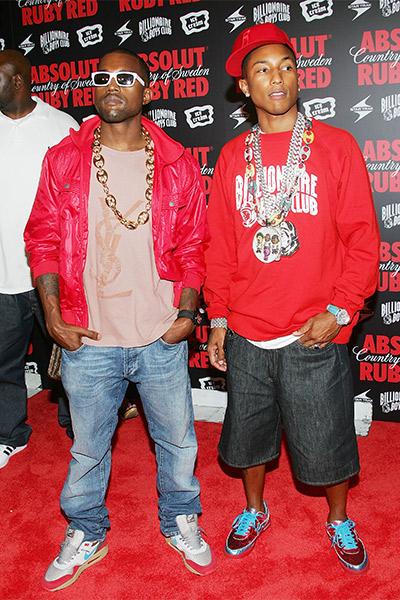 Kanye-and-Pharrell