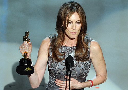 Katheryn Bigelow was the first woman to win a Best Director Oscar in history in 2010.