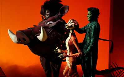 Ten Best Moments Of The Lion King Musical The New Daily