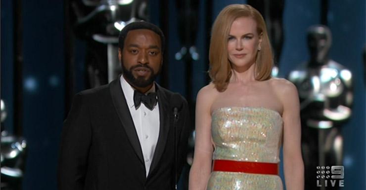 Nicole Kidman and