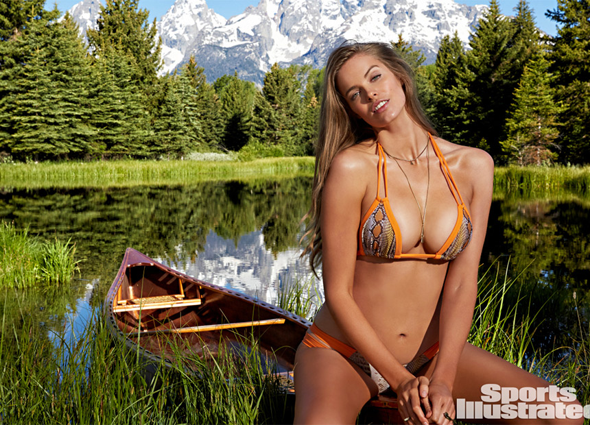 Sports Illustrated First Aussie Plus Sized Model The