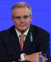 Social Services Minister Scot Morrison