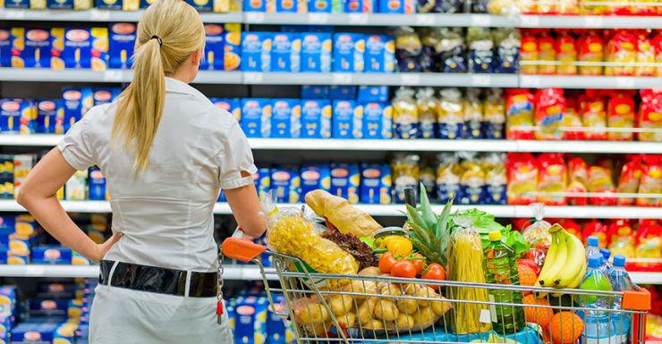 Supermarket-Shopper